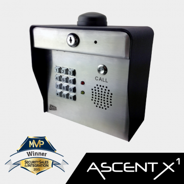 Ascent X1 —the MVP Award winner for 2015!