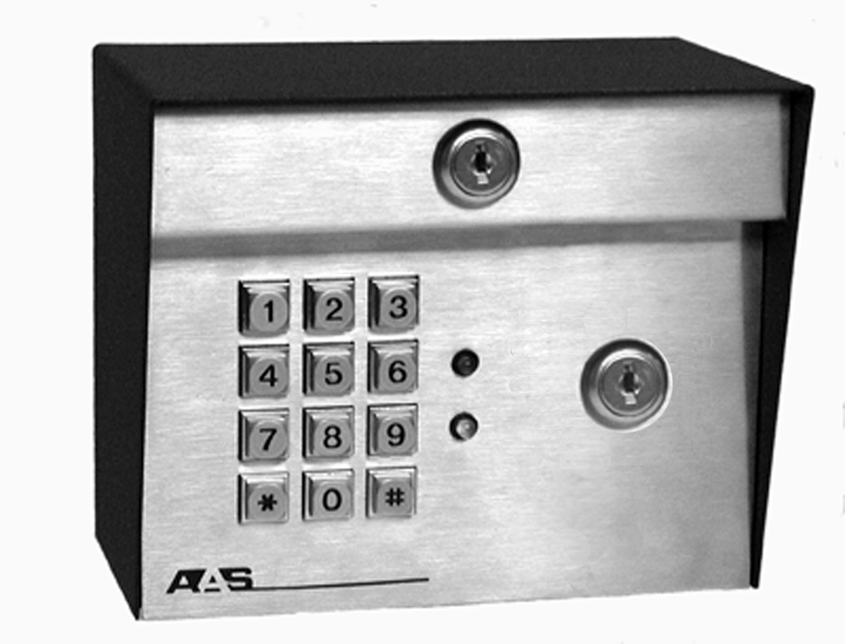 advantage dk digital keypad 1 000 codes post mount knox cutout security brands inc. Black Bedroom Furniture Sets. Home Design Ideas