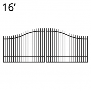 KIREG60E16D-estate-gate-16-feet-double-regal-front