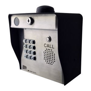 Ascent X1 - Cellular-Based Telephone Entry with Keypad