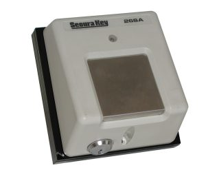 Touch-Plate Card Readers
